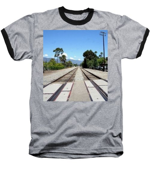 Path To Infinity Baseball T-Shirt