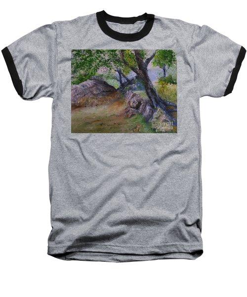 Path To Nowhere Baseball T-Shirt