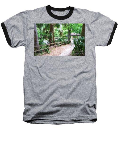 Path To Shade Baseball T-Shirt