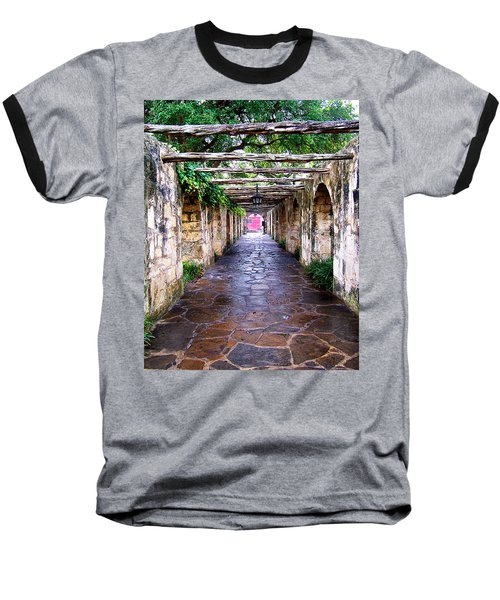 Path To The Alamo Baseball T-Shirt