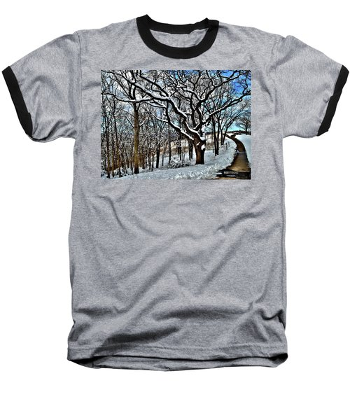 Path To The Lookout Baseball T-Shirt
