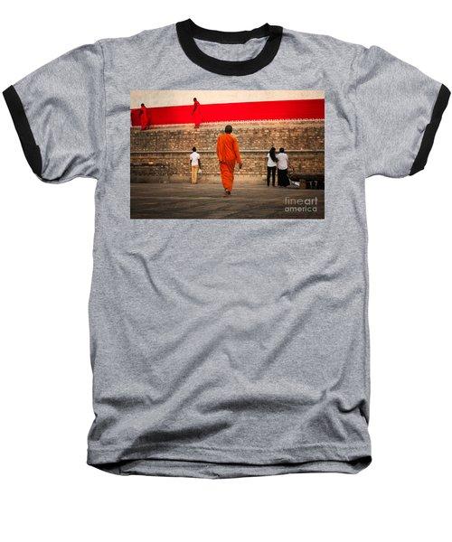 Path Baseball T-Shirt