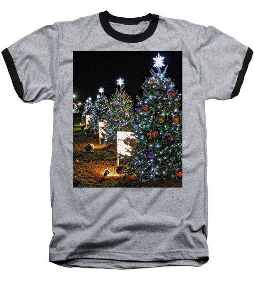 Pathway Of Peace Baseball T-Shirt