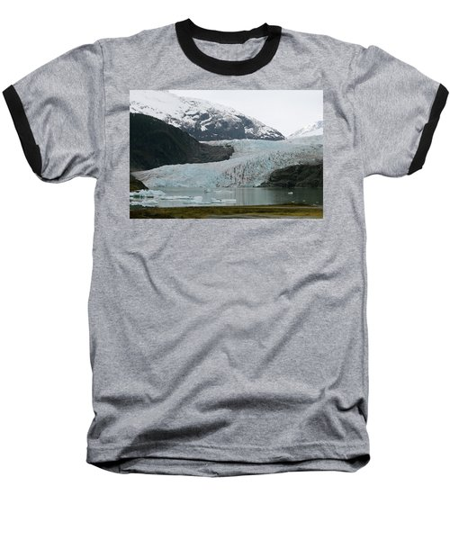 Pathway To An Icy Wonderland Baseball T-Shirt