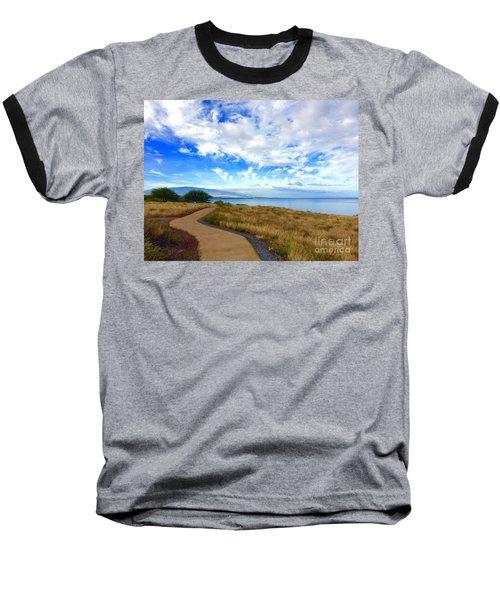 Pathway To Heaven Baseball T-Shirt