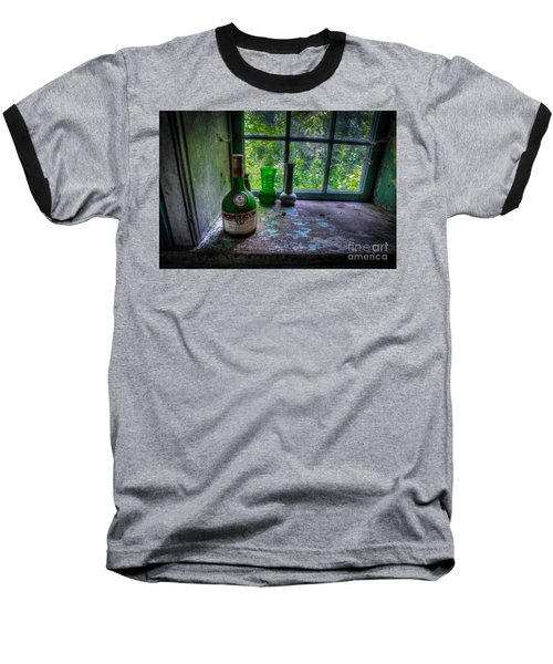 Patina In Green Baseball T-Shirt