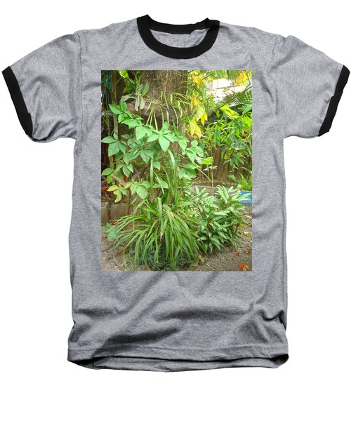 Patio 2 Baseball T-Shirt