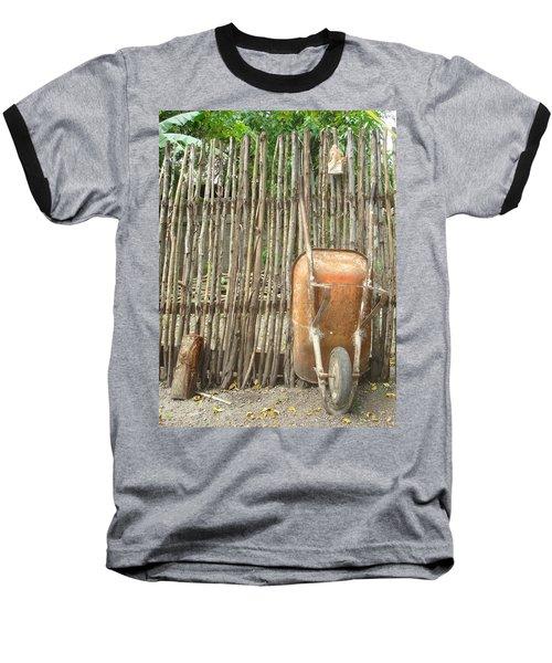 Patio 4 Baseball T-Shirt
