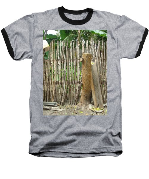 Patio 5 Baseball T-Shirt