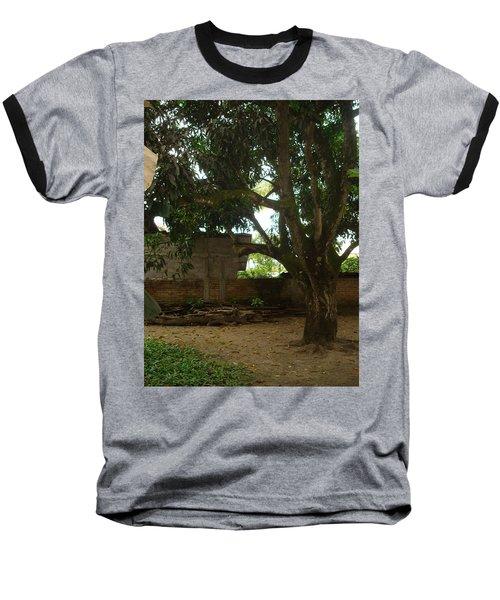Patio 6 Baseball T-Shirt