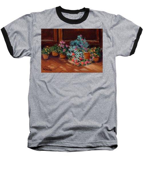 Patio Pots Baseball T-Shirt