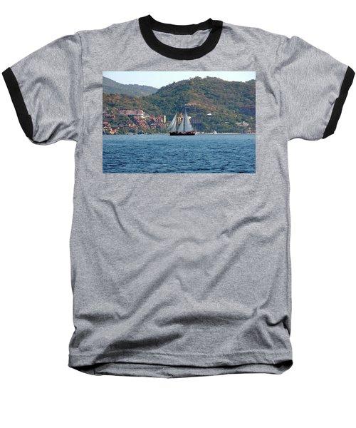 Patricia Belle Baseball T-Shirt