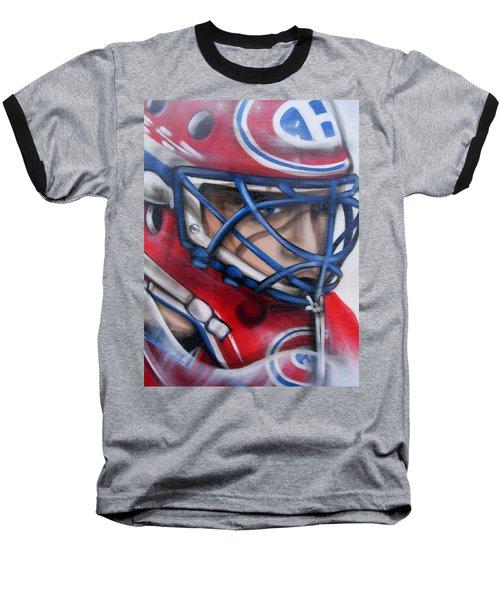 Patrick Roy ... Baseball T-Shirt