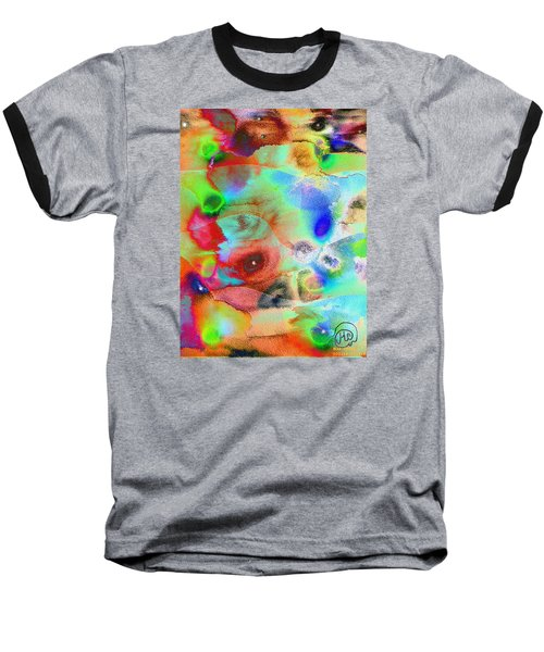 Pattern 242 _ Imagination Baseball T-Shirt