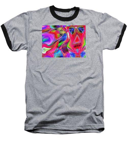 Pattern 246 _ Wow  Baseball T-Shirt