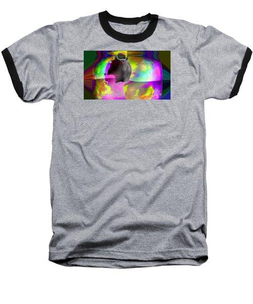 Pattern 266 _ Shine Baseball T-Shirt