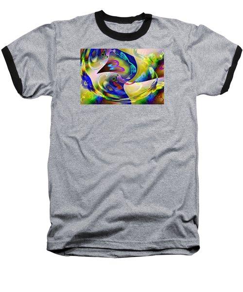 Pattern 287 _ Match Baseball T-Shirt