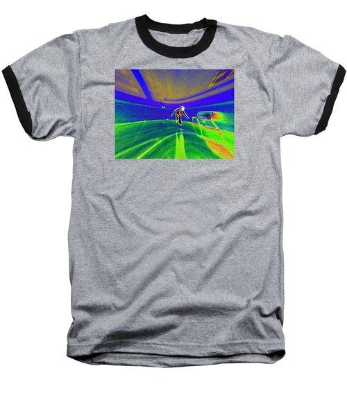 Pattern 293 _ Be Active Baseball T-Shirt