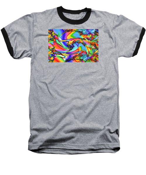 Pattern 299 _ Blast Baseball T-Shirt