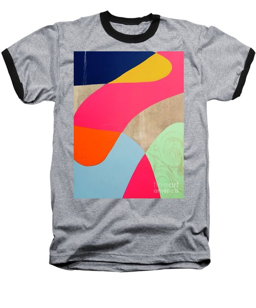 Pattern 3 Baseball T-Shirt
