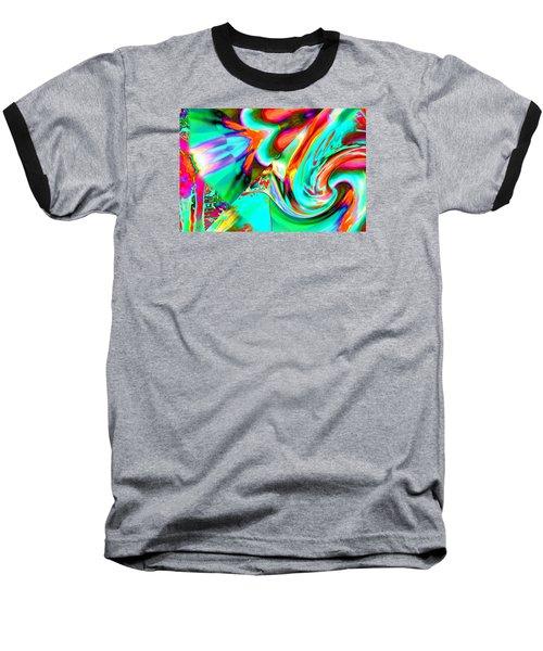 Pattern 307 _ Rich Baseball T-Shirt