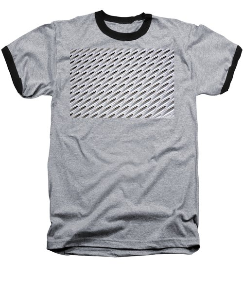 Pattern Background Baseball T-Shirt