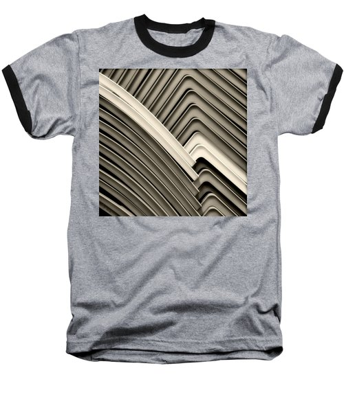 Baseball T-Shirt featuring the photograph Pattern by Joe Bonita