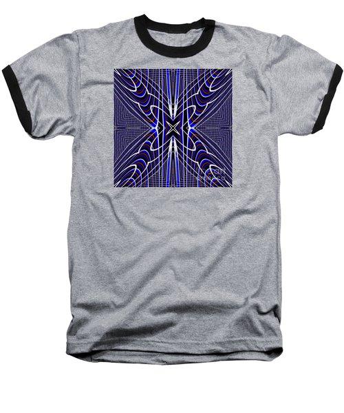 Pattern Play Baseball T-Shirt