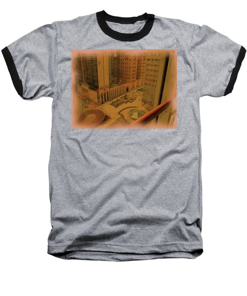 Patterns In Architecture Baseball T-Shirt