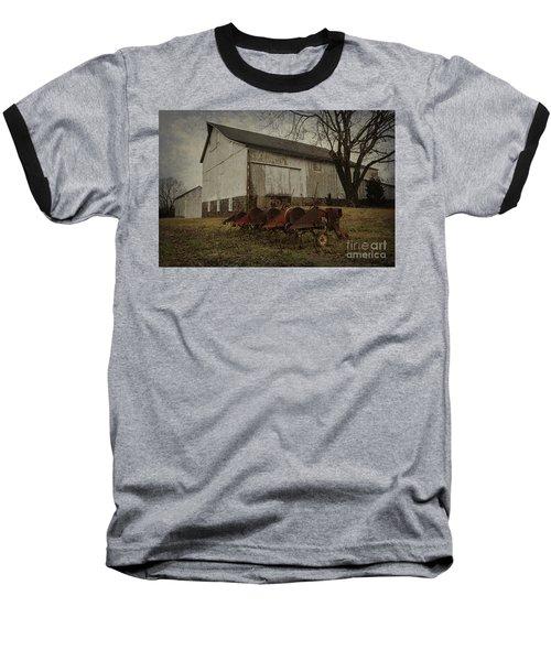 Patterson Farm  Baseball T-Shirt