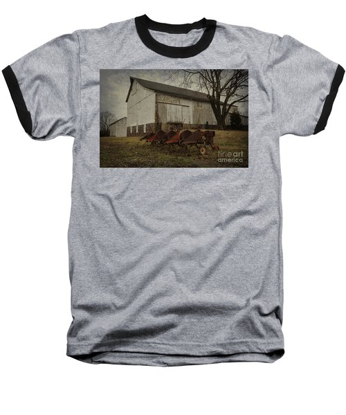 Patterson Farm  Baseball T-Shirt