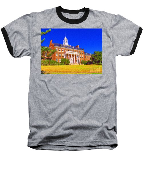 Patterson Hall  Baseball T-Shirt