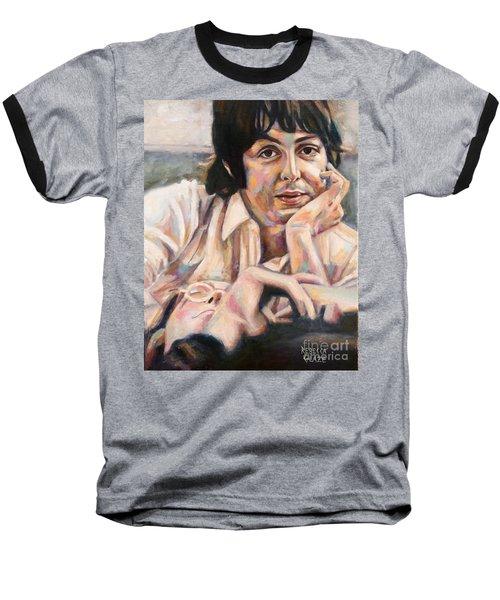 Paul And John Baseball T-Shirt