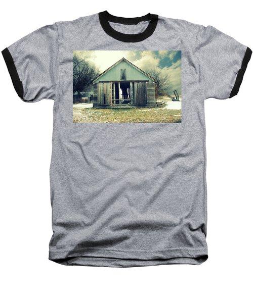 Paulsons Crib Baseball T-Shirt by Julie Hamilton