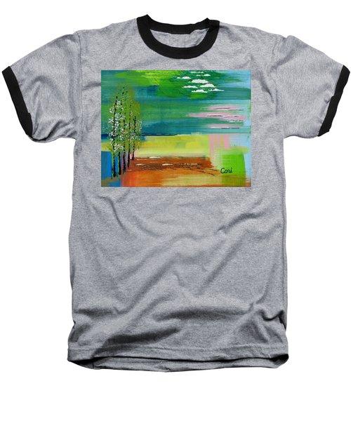 Pause Baseball T-Shirt