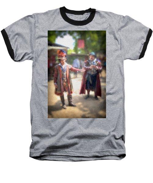 Repay Your Debt Baseball T-Shirt