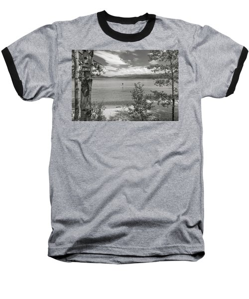 Payette Lake Boarder Baseball T-Shirt