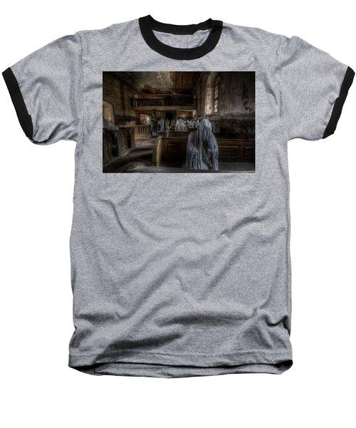 Praying For Better Times Baseball T-Shirt