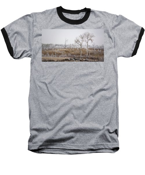 Paynton Pastures Baseball T-Shirt by Ellery Russell