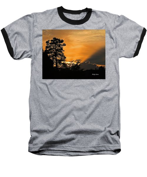 Payson Sunset Baseball T-Shirt