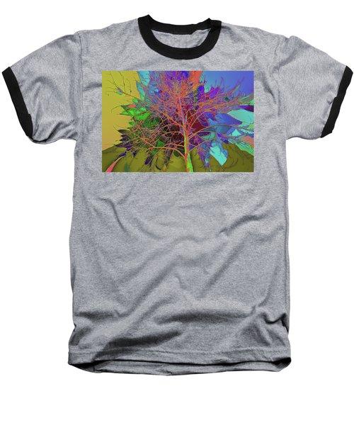 P C C Elm In The Wait Of Bloom Baseball T-Shirt