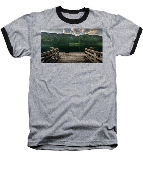 Peace And Clarity Baseball T-Shirt