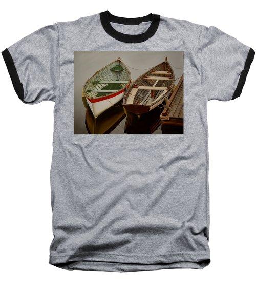 Peace At Last Baseball T-Shirt