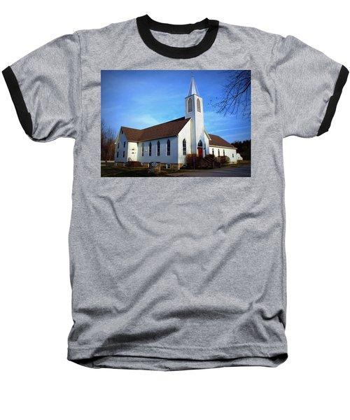 Peace Church Baseball T-Shirt