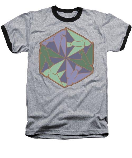 Peace Doves 6 Baseball T-Shirt
