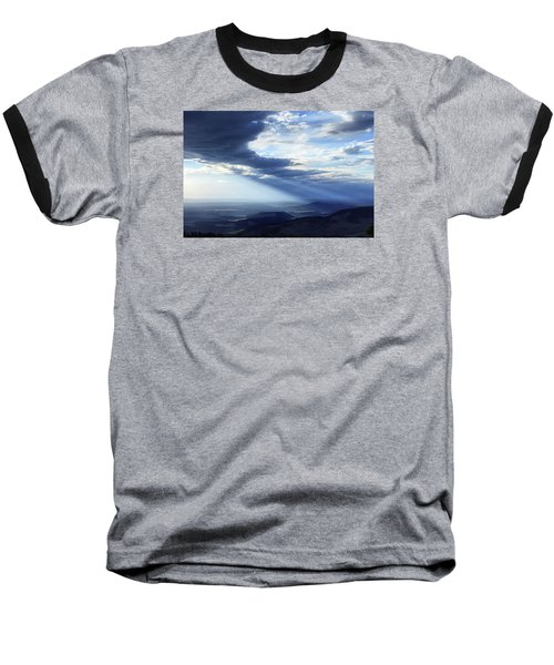 Peace In The Valley Baseball T-Shirt