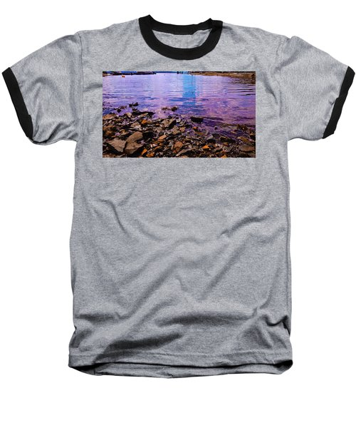 Peace Of Colors  Baseball T-Shirt