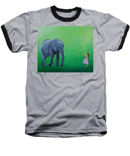 Peace Offering Baseball T-Shirt