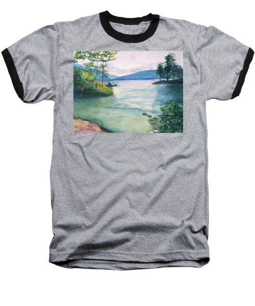 Peace On The Water  Baseball T-Shirt