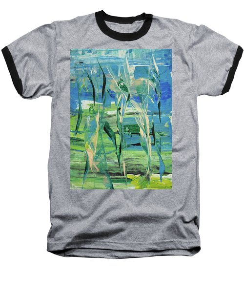 Peaceful Dreams Baseball T-Shirt